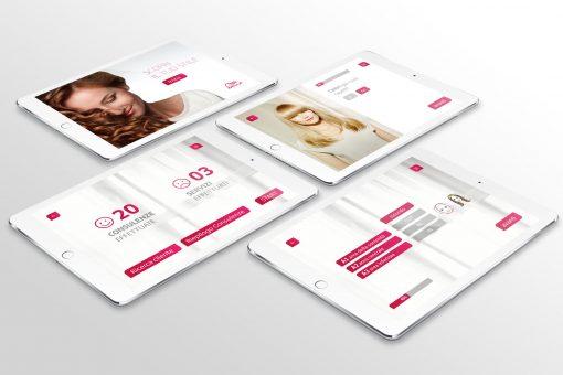app wella tablet